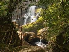 Patan Oya Ella Falls, Sinharaja Forest, Sri Lanka