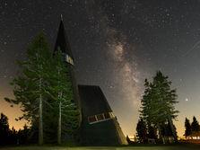 Milky Way, Rogla, Slovenia
