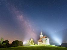 Stars of the night, Podplat, Slovenia