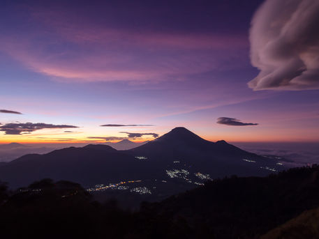Mount Sundoro, Java, Indonesia