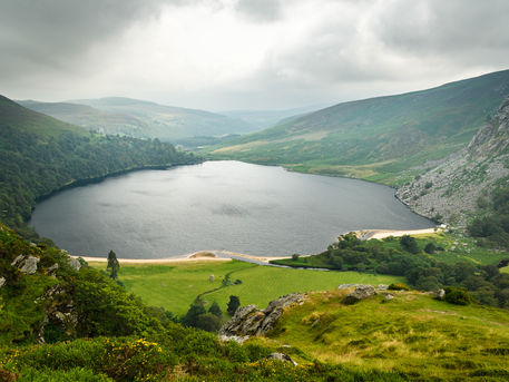Lough Tay, Ireland