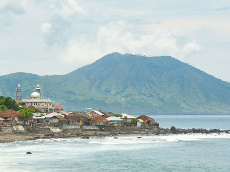 Ende, Nusa Tenggara Timur (Flores), Indonesia