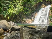 Kekuna Ella Falls, Sinharaja Forest, Sri Lanka