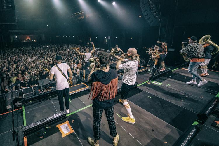 QB World Tour August @Palladium Köln