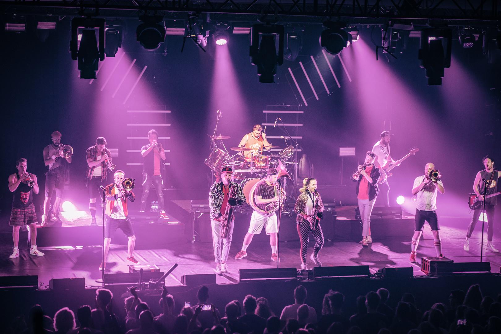 November @Leverkusener Jazztage