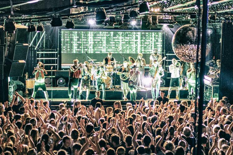 QB World Tour August @Kantine Köln