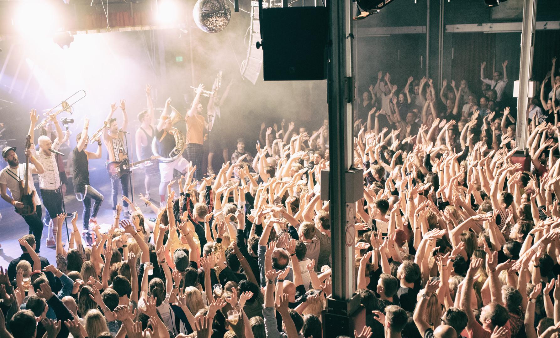 QB Tour Mai @Festsaal Kreuzberg Berlin