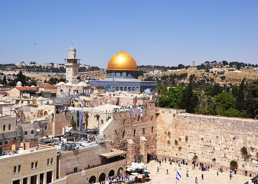Reframing the Holy Land and the People of God