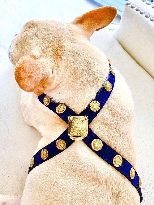 Cross Dog Harness Baroc