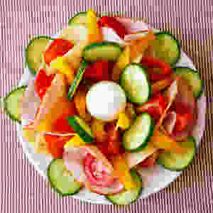vegetables, meat, ovulation, fertility