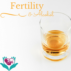 alcohol, fertility, ovulation, male, female