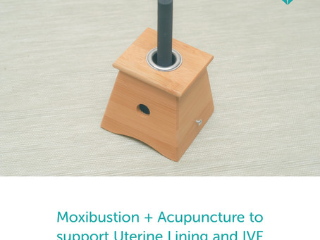 Moxibustion to Support the Uterine Lining during IVF