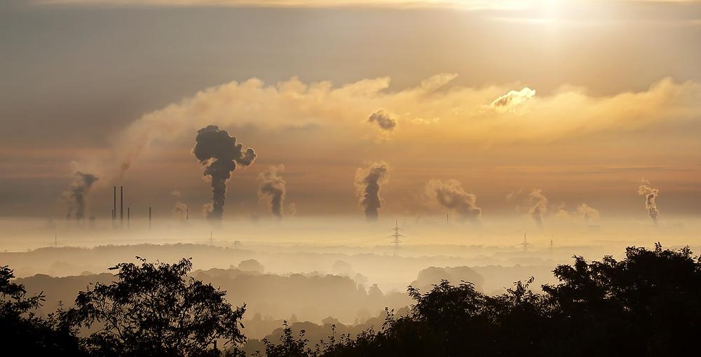 air pollution, fertility, naturopath, Ottawa, sky, nature, chemicals, smoke