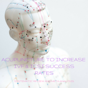 acupuncture for IVF and ICSI success