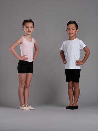 Kleuterdans Girl & Boy