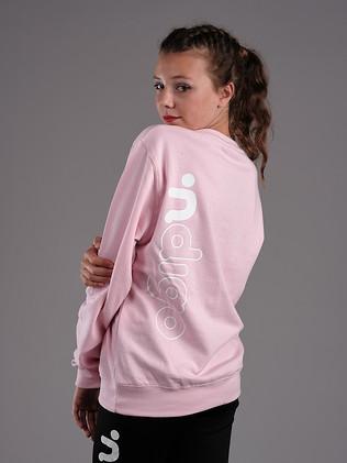 ∙ndigo sweater Pink