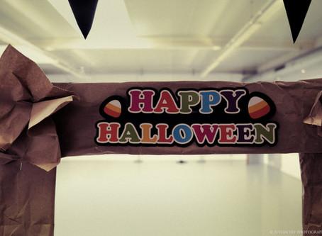 Halloween namiddag