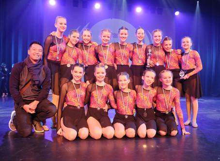 DanceWaves Competition | Knokke-Heist | Dansstudio Indigo Teams 2018
