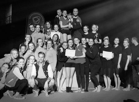 ….Danssport Vlaanderen: 'VK' Leuven | Dansstudio Indigo wordt Vlaams Kampioen .. D