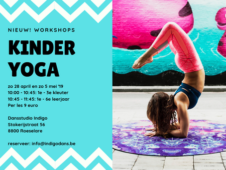 Kinderyoga Workshops