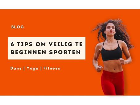 Met zorg sporten voor een fit lichaam, hoe doe je dat?