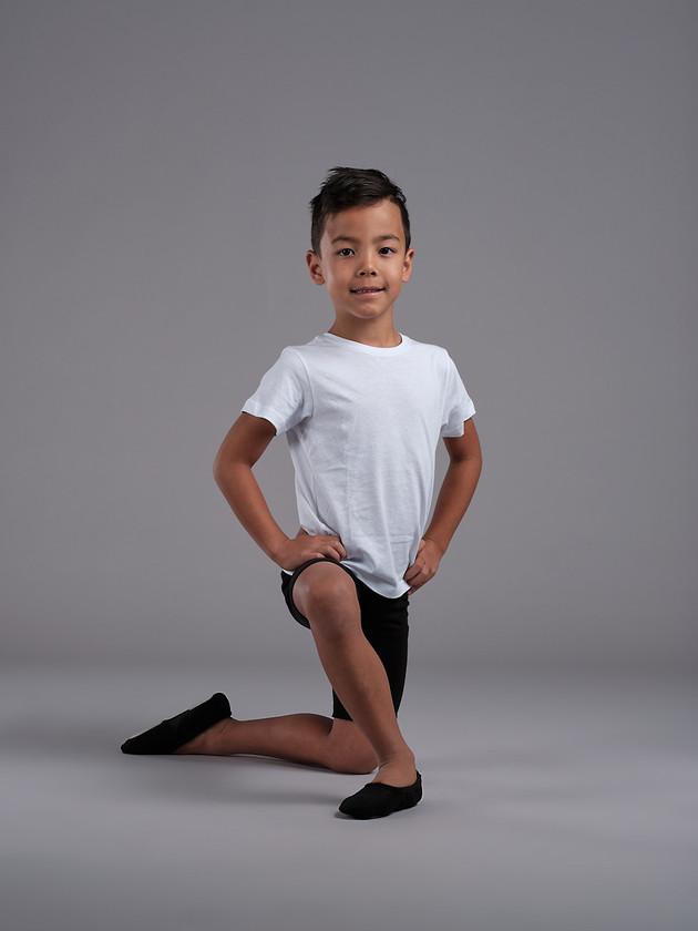 Kleuterdans Boy