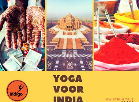 YOGA VOOR INDIA   Vrienden van Jagdish – Orissa – India