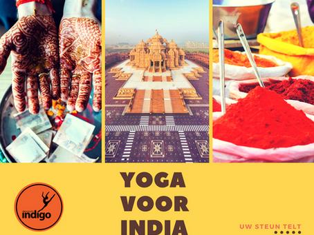 YOGA VOOR INDIA | Vrienden van Jagdish – Orissa – India