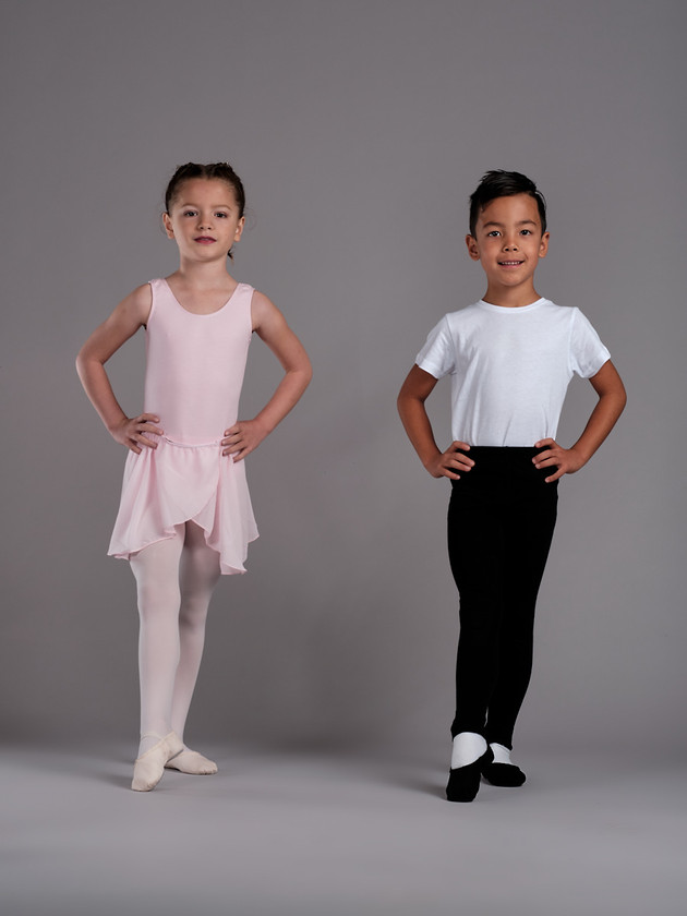 Ballet 1+2 Girl & Boy
