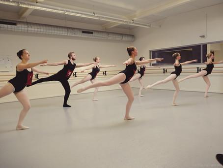 Ballet Examen Lorenzo..BALLET EXAMS WITH LORENZO
