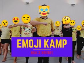 EMOJI KAMP   Mini Kriebel   Aug 2020