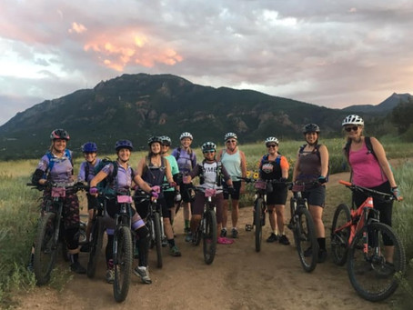Preparing for your first WMBA Group Ride
