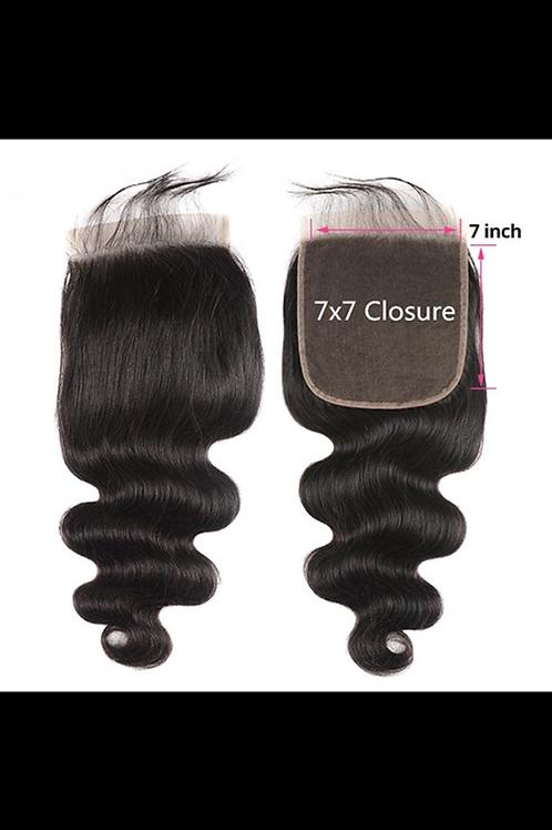 Lace Closure 7X7