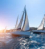 Lyxbåtar Sailing
