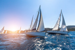 Image Of Sailboats At Timeshares - Fairfield Harbour