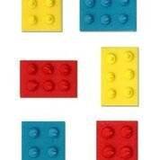 Colour Blocks Edible Sugarcraft Icing