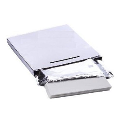 A4 Plain Decor Icing Sheets Pack of 5