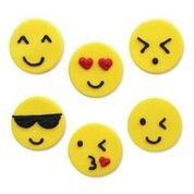 Emoji Edible Sugarcraft Icing