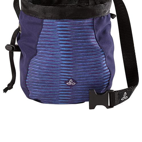 Prana Chalk Bag: Bluebell Ziggle