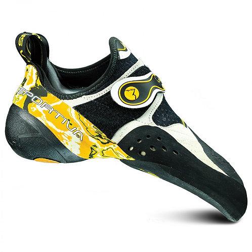 La Sportiva - Solution (Mens: White and Yellow)