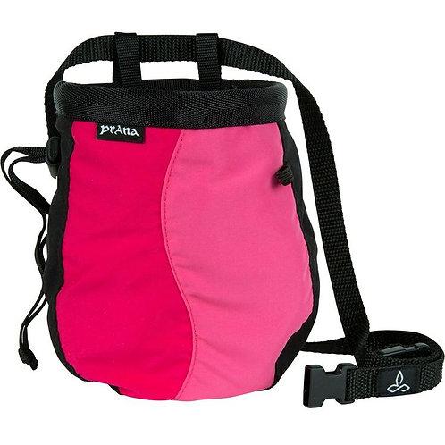 Prana Chalk Bag: Hot Pink