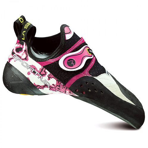 La Sportiva - Solution (Womens: White and Pink)