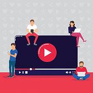 ilustracion-concepto-video-personas-jove