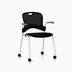 Herman Miller- Caper Stacking Chair
