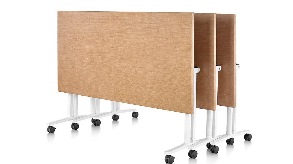 Herman Miller- Everywhere Table -FlipTop