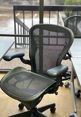 Herman Miller- Aeron Chair