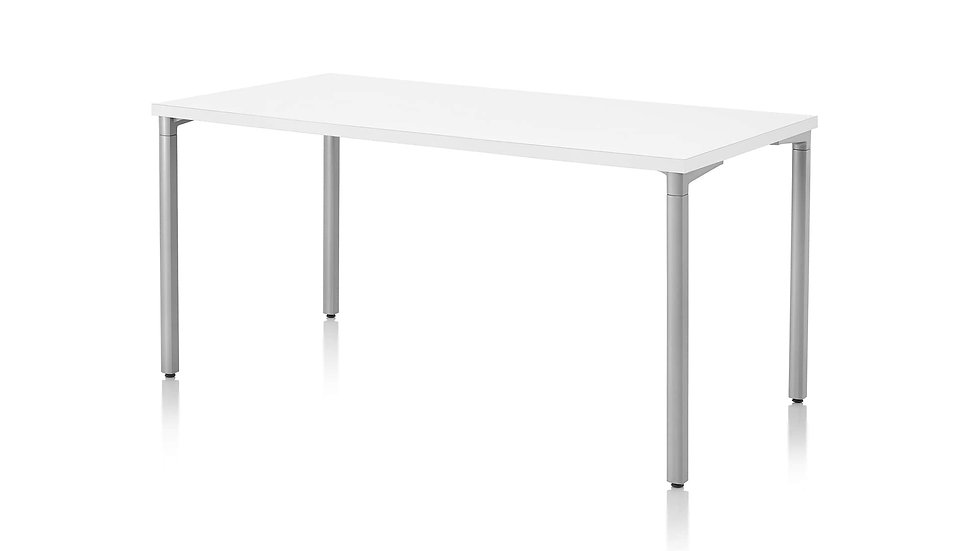 Herman Miller - Everywhere Rectangular Table (w/o casters)