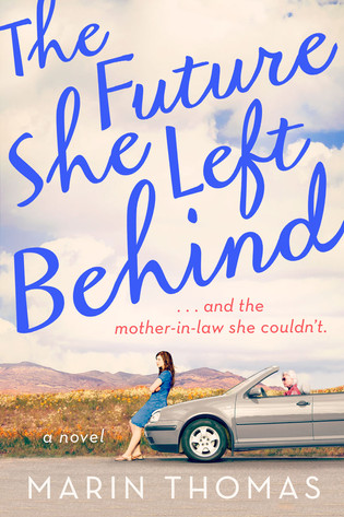 Cover Reveal! The Future She Left Behind