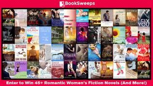 Enter to Win 45+ Romantic Women's Fiction Books