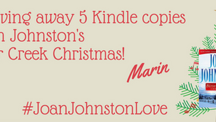 Joan Johnston Book Giveaway #JoanJohnstonLove‪ ‎#CountdownToPromise‬ ‪‎giveaway!